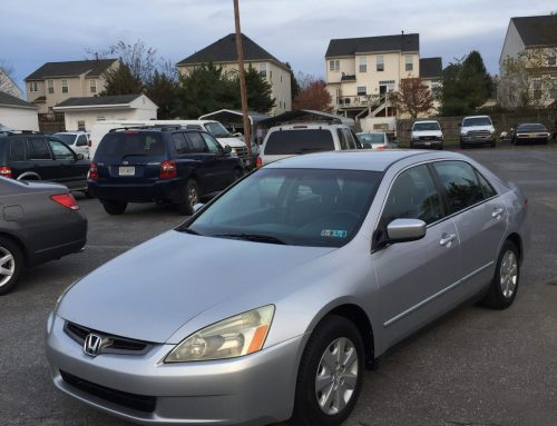 2003 Honda Accord LX